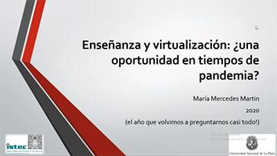 enseñanza y virtualización