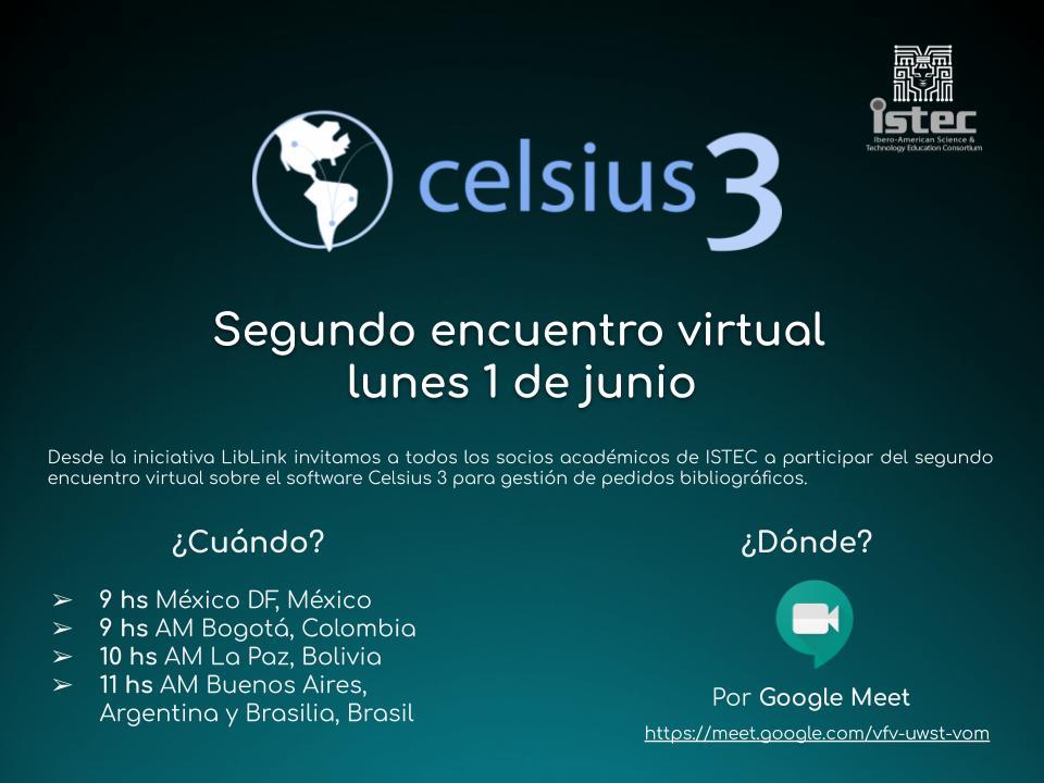 software Celsius 3